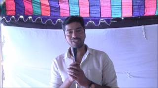 Allari Naresh byte about 16 (Every Detail Counts) - idlebrain.com - IDLEBRAINLIVE