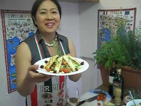 ENDING, GWV,  CHICKEN  GARDEN  SALAD  WITH YUGART & LEMON DRESSING.( HEALTHY COOKING)