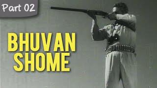 Bhuvan Shome - Part 02/08 - Cult Classic Groundbreaking Indian Film - Narrated By Amitabh Bachchan - RAJSHRI
