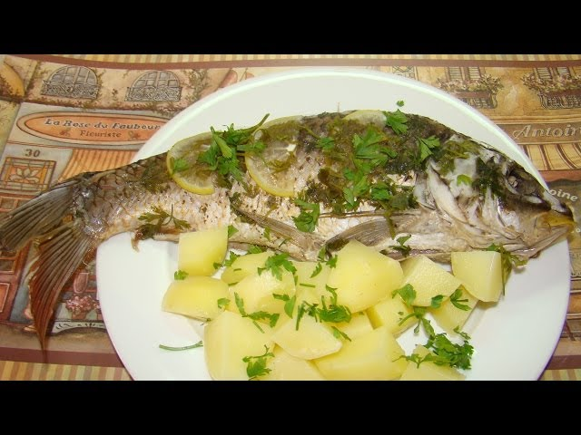 Рыба ребенка рецепты фото