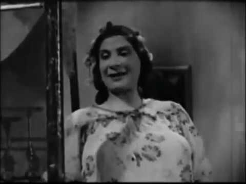 فيلم يوم فى العالى   على الكسار  حسن فايق