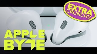 What's Apple's real reason for delaying its AirPods? (Apple Byte Extra Crunchy, Ep. 66) - CNETTV