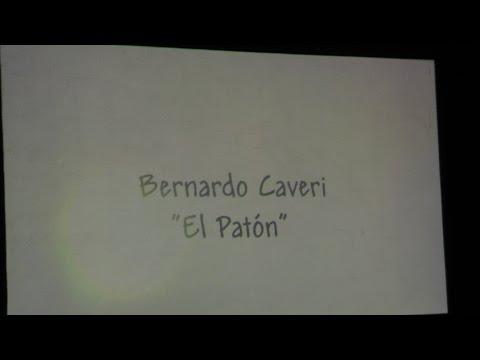 Con el recuerdo de la campaña del año 1995, homenajearon a Bernardo Caveri