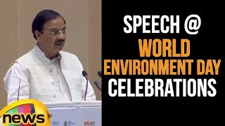 Dr Mahesh Sharma addresses Plenary Session of World Environment Day Celebrations | Mango News - MANGONEWS