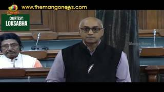 Jayadev Galla Over The Release Of Funds To AP Government For Completing Pending Projects - MANGONEWS