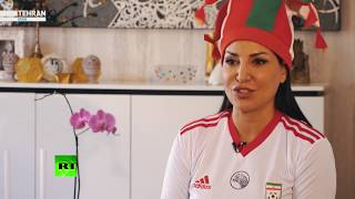 World Cup fans: Iran - RUSSIATODAY