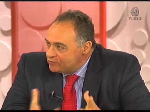 Numerólogo Gilson Chveid Oen fala sobre as previsões para o ano de 2013 - SemCensura (21/11/12)