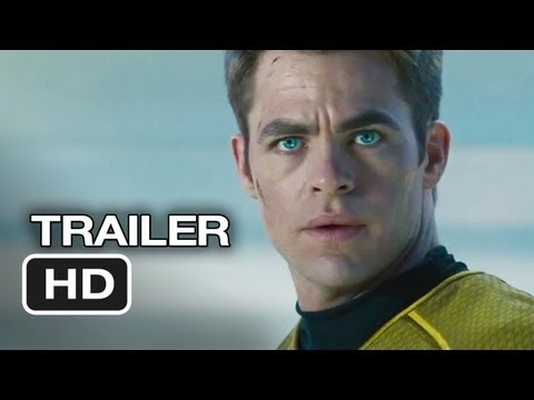 Star Trek Into Darkness Movie trailer 2013