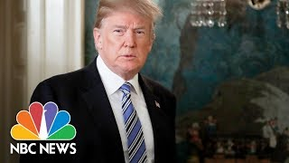 President Trump meets with parents affected by gun violence - NBCNEWS