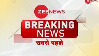 BJP President Amit Shah holds roadshow in Chhattisgarh's Rajnandgaon - ZEENEWS