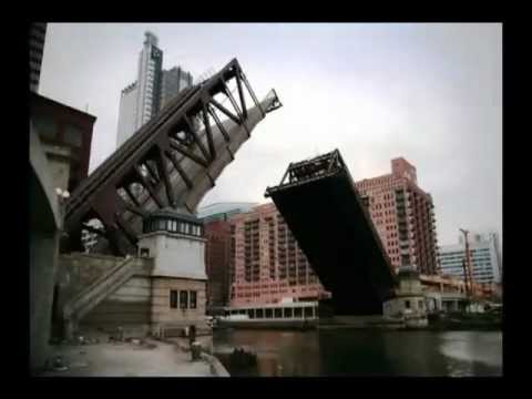 Thumbnail image for 'Chicago Bridge Lifts - 2013 Time-Lapse Photos'