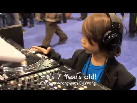 DJ Carmin Wong Live in the H.O.T. Zone Hands on Training at Namm 2013- Anaheim Convention Center