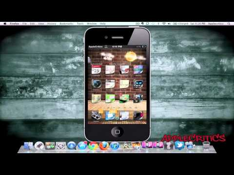 Top 20 Best Cydia IOS5 2012 Apps Tweaks of ALL TIME | iPhone, iPod Touch, iPad- iOS 5/5.0.1/5.1