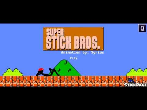 Super Stick Bros - [Stickpage.com]
