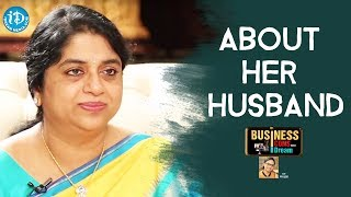 Sailaja Kiran About Her Husband Kiran || Business Icons With iDream - IDREAMMOVIES
