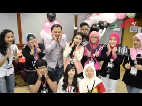 Ucapan dari TST (Tasha Shilla Team) Sempena Surprise Birthday Party Tasha Shilla