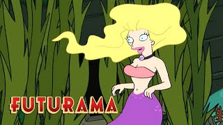 FUTURAMA | Season 2, Episode 16: Underwater Exploring | SYFY - SYFY