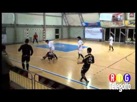 21 02 15 Sintesi Calcio a 5 C2 Città di Minturnomarina - Gymnastic Fondii