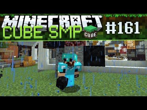 Minecraft Cube SMP: SPOOOOOKY!! - Ep 161