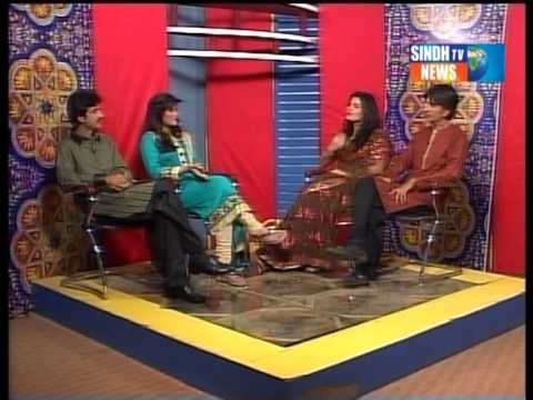 sindh tv Eid show with irshad jagirani part 1