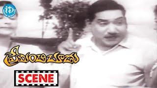 Preminchi Choodu Movie Scenes - Relangi Comedy Introduction || ANR || Rajasree || Kanchana - IDREAMMOVIES