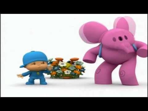 POCOYO 07 - The Big Sneeze (English)