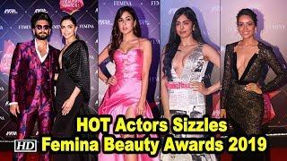 HOT Actors Sizzles at Femina Beauty Awards 2019 - IANSLIVE