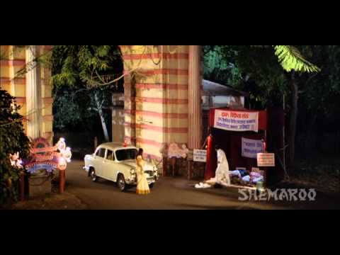 Latest Marathi Movie- Dhoom 2 Dhamaal-Part 10 Of 12-Ashok Saraf and Pushkar Jog