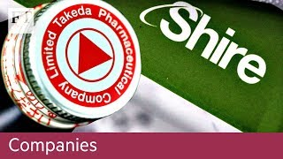 Takeda's £46bn deal to buy Shire - FINANCIALTIMESVIDEOS