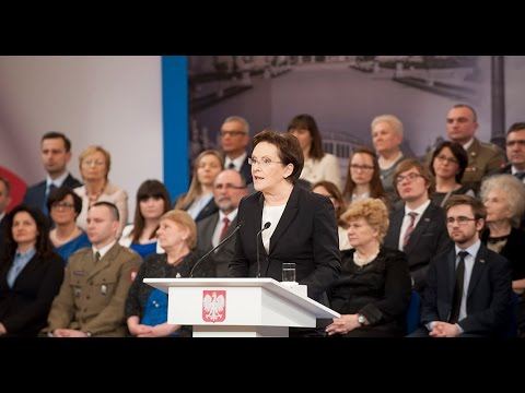 Ewa Kopacz podsumowuje pół roku swojego rządu
