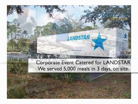Caterers: Corporate Luncheon and Employee Picnic for 5,000