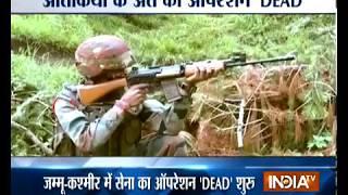 Security forces gun down 2 terrorists in South Kashmir's Kulgam - INDIATV