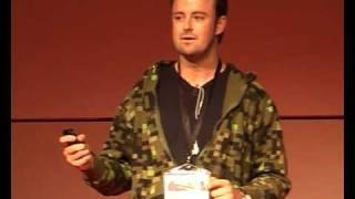 TEDxBerlin - Fabian Hemmert - 11/30/09