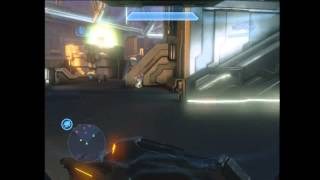 Halo 4 Campaign w/ MhiefCaster, Ethan and Minty   #7   Giant Pokeball