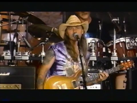 The Allman Brothers Band - Full Concert - 08/14/94 - Woodstock 94 (OFFICIAL)