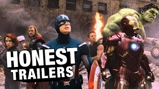 Honest Trailers - The Avengers