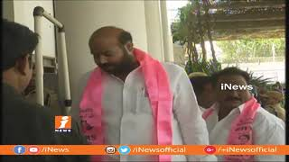 KCR Gives B Forms To TRS MLA Candidates For Assembly Election | iNews - INEWS