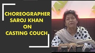 Saroj Khan defends casting couch in Bollywood, compares it to 'rape' - ZEENEWS