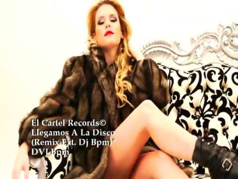 Cartel Record - LLegamos a la disco (Remix DvJ BpM)