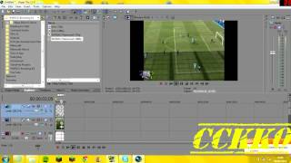 How to add WaterMark to Sony Vegas Pro 11 + VideoPad