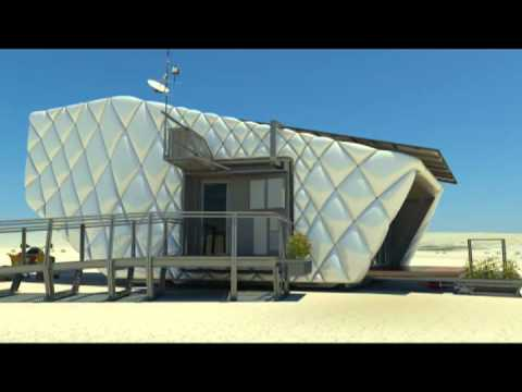 SCI-Arc/Caltech's Solar Decathlon 2011 Video Walkthrough