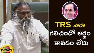 Jaggareddy Shocking Comments Over TRS Victory In Elections | Telangana News Updates | Mango News - MANGONEWS