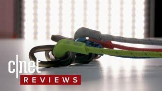 Plantronics BackBeat Fit 300 review - CNETTV
