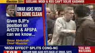 Geelani: Narendra Modi sent men seeking Kashmir-mediation - NEWSXLIVE