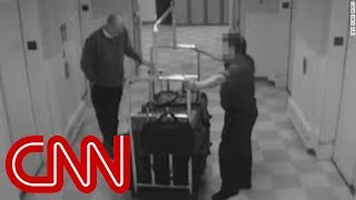 Eerie video shows Las Vegas killer before shooting - CNN