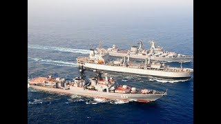 Indo-Russian Maritime Bilateral Exercise 'Indra Navy 18' concludes - TIMESOFINDIACHANNEL