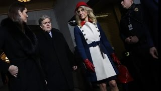 What they wore on Inauguration Day - CNN