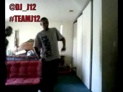 Slow Down (Official Dance Video) - ** #THE J12 ** #GETTINSAUCY (PRICELESS DA ROC | DJ J12 | MACCEY)