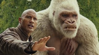 How 'Rampage' Kept the Action Stomping | Anatomy of a Scene - THENEWYORKTIMES