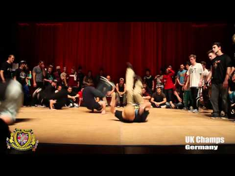 Style Crax Vs Reckless - Final - Uk Champs Germany 2012